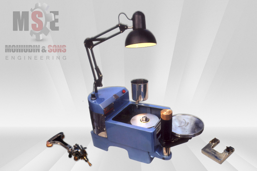 Gems Faceting Machine - Single Head